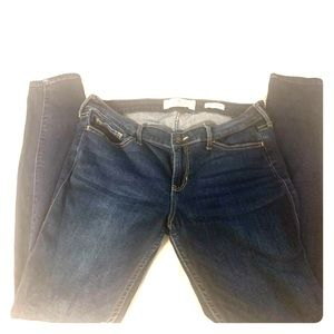 Hollister Jeans Super skinny low rise, stretch